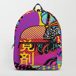 Trippin' Homer Backpack