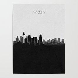 City Skylines: Sydney Poster