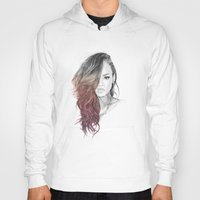 rihanna Hoodies featuring Rihanna by Coolrista