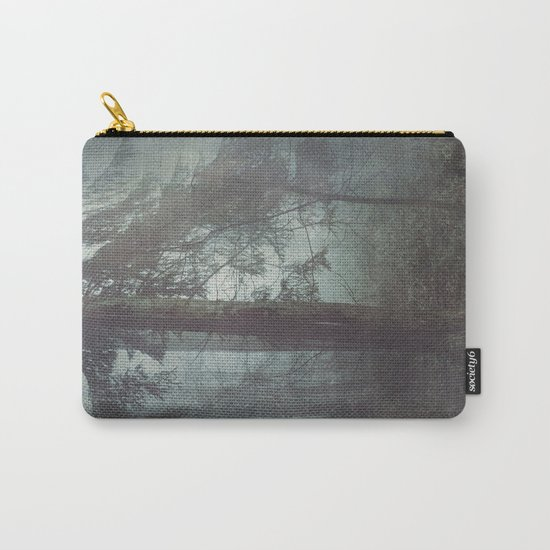 Misty Wilderness Carry-All Pouch