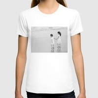 sisters T-shirts featuring Sisters by Art Tree Designs