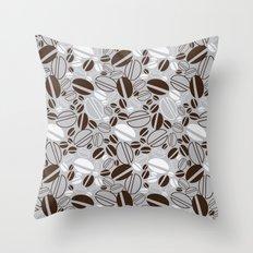Cool Beans Throw Pillow