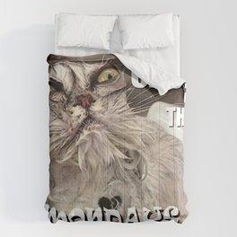 Case of the Mondays - CAT Comforters