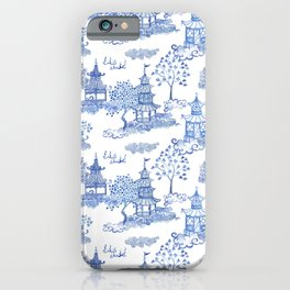Pagoda Leopards iPhone Case