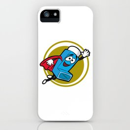 YOU TAKE MY BREATH AWAY Asthma Inhalor Gift Kids iPhone Case