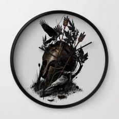 Legends Fall Wall Clock