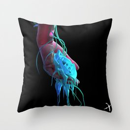IMMORTAL FEELINGS II Throw Pillow