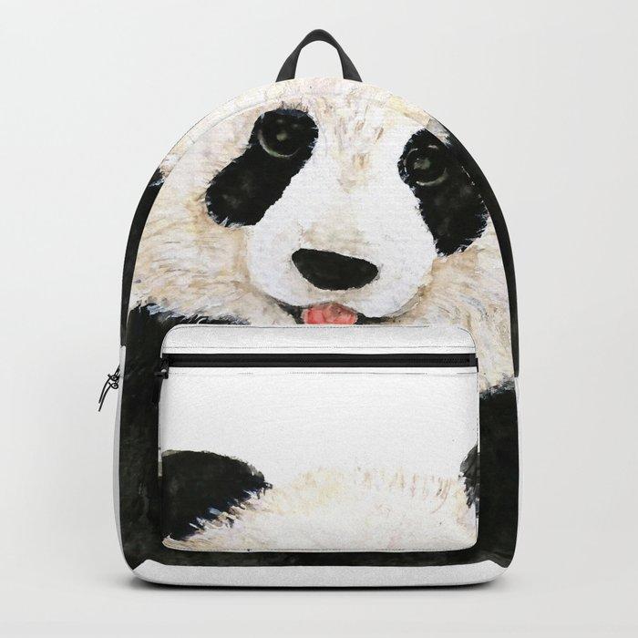naughty little panda Backpack