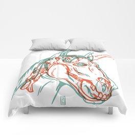 Unicorn Xray Comforters
