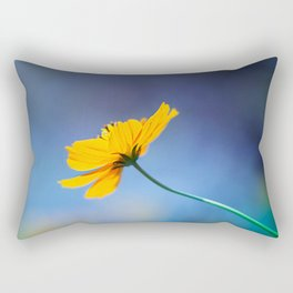Reach for the light Rectangular Pillow