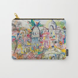 Soul of Havana Carry-All Pouch
