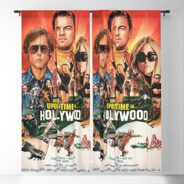 Once Upon a Time in Hollywood Blackout Curtain