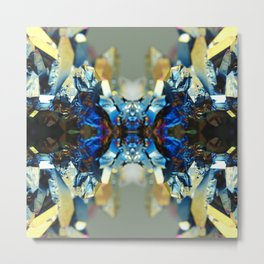 Mineral Composition 13 Metal Print