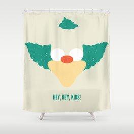 Hey, Hey, Kids! Shower Curtain