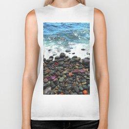 Ocean Kisses Biker Tank