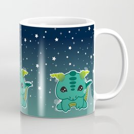 Kawaii Baby Dragon Coffee Mug