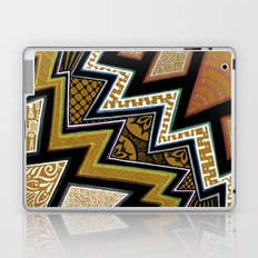 Intense Zig-zagging Laptop & iPad Skin