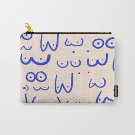 Boobies Carry-All Pouch