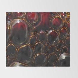 Passion Bubbles Throw Blanket