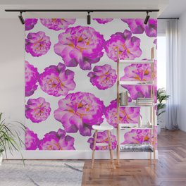 Summer Floral Wall Mural