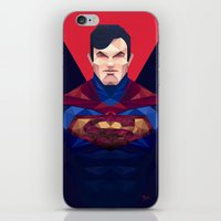 superman iPhone & iPod Skins featuring Superman by Muito