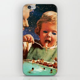 Eat Up iPhone Skin