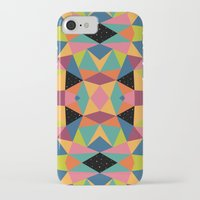 kaleidoscope iPhone & iPod Cases featuring Kaleidoscope by Andy Westface