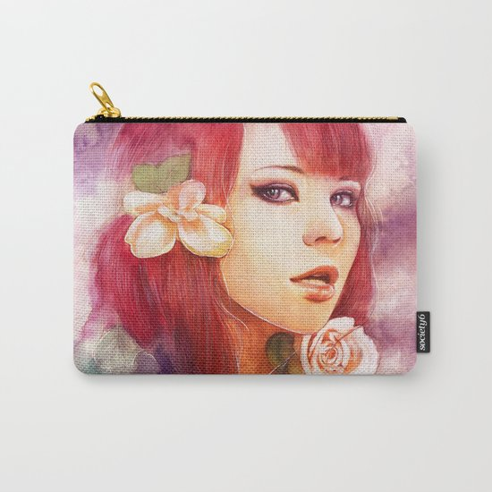 Kiss from a rose Carry-All Pouch