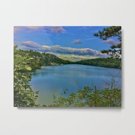 Lake Minnewaska (Facing South) Metal Print