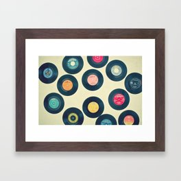 All of Our Yesterdays Framed Art Print