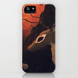 """""""In Spirits We Trust"""" iPhone Case"""
