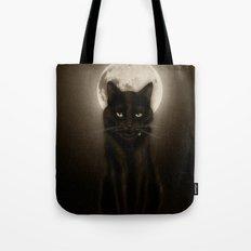 Salem after Dark Tote Bag