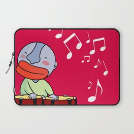 Let's play bongos Laptop Sleeve