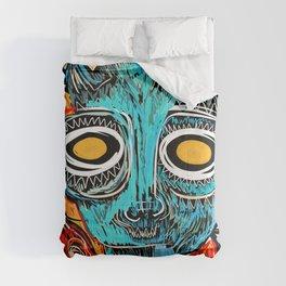 Blue Devil Comforters