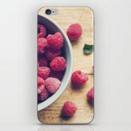 Sweet Red iPhone Skin