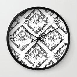 Diamond (1) Wall Clock