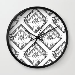 Diamond (1) Wall Clock