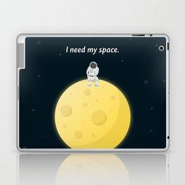 I need my space Laptop & iPad Skin