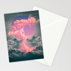 Ruptured Soul  Stationery Cards