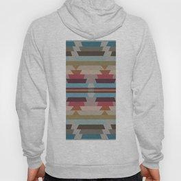 American Native Pattern No. 219 Hoody