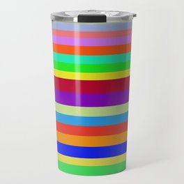 Colors, Colors, Colors Travel Mug