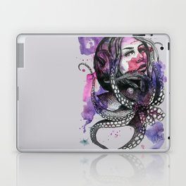Octopus by carographic Laptop & iPad Skin