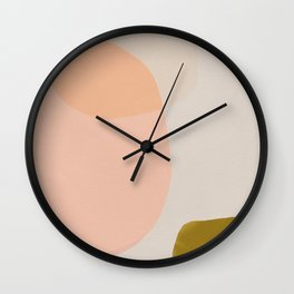 Gloop Wall Clock