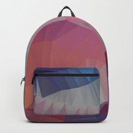 Flower / Poster, scandinavian, art, art print, geometric, pastel, friends, love, summer, Christmas Backpack