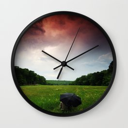 The Force Of Both Worlds  Wall Clock