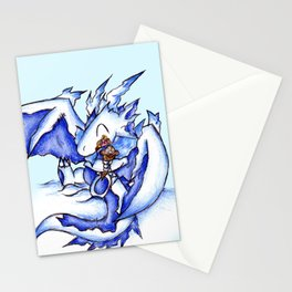 Ice Dragon Ice Cream Bliss Stationery Cards