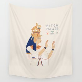 B*tch Please Wall Tapestry