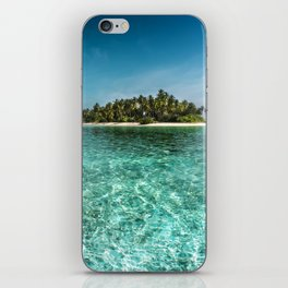 Maldives iPhone Skin