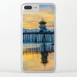 Incoming Front Clear iPhone Case