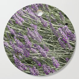 "LAVANDULA ""FRED BOUTIN"" Cutting Board"